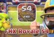 FHX Royale S4 - квесты и тачдаун