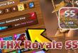 Скачать приватный сервер - FHX Royale S5 (с героями/ июнь 2018)