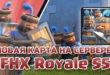 Скачать приватный сервер с Королевскими рекрутами - FHX Royale S5